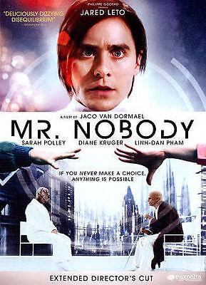 Mr. Nobody [DVD] (2014) *New DVD*