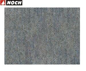 NOCH-H0-56721-3D-Kartonplatte-Mauerplatte-034-Altstadtpflaster-034-1m-57-28-NEU