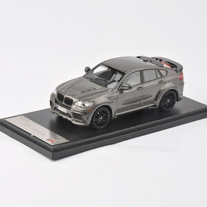 Premium X 1 43 Scale Gray Bmw X6 Vehicle Diecast Car Model