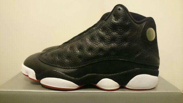 new style 0abae 43276 RARE 1998 OG ORIGINAL NIKE AIR JORDAN XIII 13 BLACK RED SIZE 8