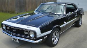 1968-Chevrolet-Camaro-SS-396