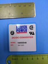 Dcdc Converter Martek Power 16055s48 4 Pin 3 Pin New One