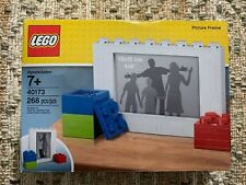 Sealed In Box! LEGO 40173 Buildable Picture Frame With Trinket Boxes BRAND NEW