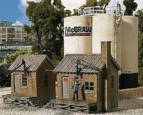 H0 traccia -- KIT Mc Graw Oil Company -- 2913 NUOVO