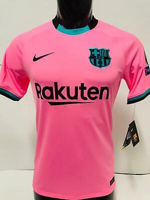 nike fc barcelona 2020 21 stadium quality third soccer jersey ebay ebay