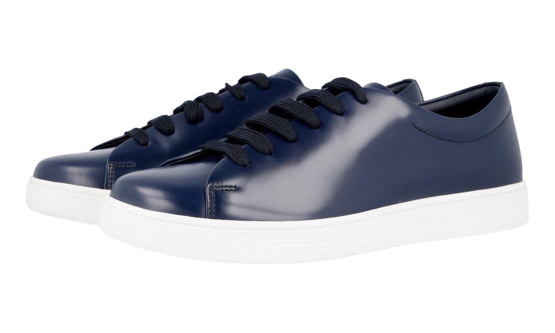 shoes PRADA LUSSO 4E2996 OLTREMARE NUOVE 9,5 43,5 44