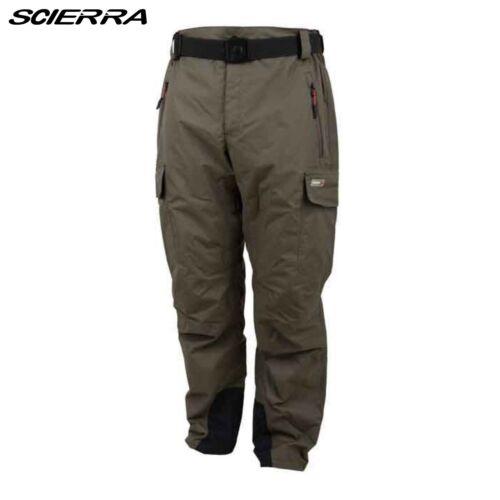 Scierra Kenai Pro Pêche Pantalon Kaki S-XXL Tailles Diverses