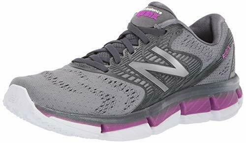 New Balance Women's Rubix V1 Running Shoe, Lead/Vo