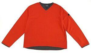 Vintage-Ralph-Lauren-Polo-Sport-Pullover-Polartec-Fleece-Sweater-Size-L-Mens