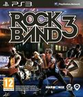 Rock Band 3 Ps3 PlayStation 3 Game Only