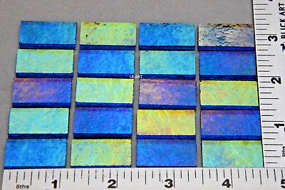 "1417.30-20 TRANSPARENT EMERALD GREEN 1//2/""x 1/"" 3mm THICK BULLSEYE GLASS 90 COE"
