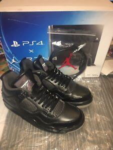 40f1785f680d80 PlayStation   Jordans PS4 X JRDN4   Freakersneaks   2 Pair Worldwide ...