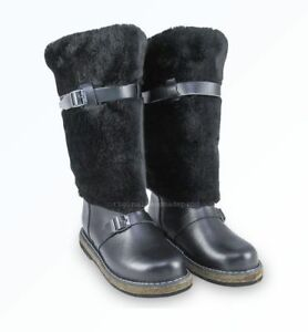 563bded23e6 Details about Russian High Fur Boots