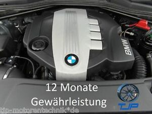 BMW-Motor-Engine-N47D20A-E61-520d-Diesel-177PS-Motorinstandsetzung-inkl-Einbau