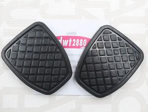 New-2X-Brake-and-Clutch-Pedal-Pad-For-Subaru-Impreza-Forester-Liberty-36015GA111