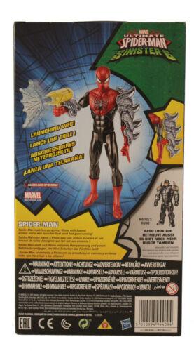 Marvel Ultimate Spider-Man Titan Hero Spider-Man Doc Ock oder Rhino Action Figur