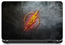 "Flash Laptop Skin for 14.1 Inches Laptop High Quality 3M Vinyl (13.5"" x 9.2"")"