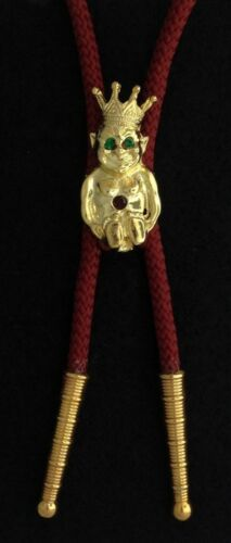BJ2976 Royal Order of Jesters Bolo Tie
