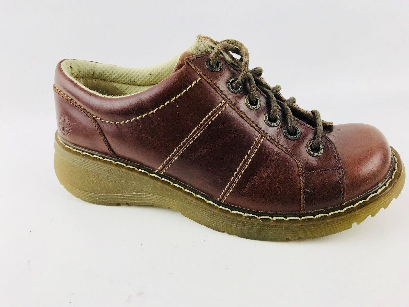 Dr. Martens Bailey Burgundy scarpe Wouomo Dimensione US.8  UK.6 EU.39