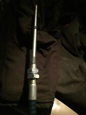 """7' Extra Heavy Duty Push Pull Cable 1/2"""" - 3/8"""" Threaded end Rod 1500# Capacity"""