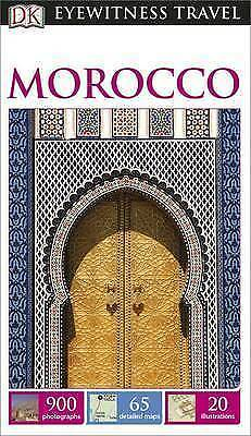 1 of 1 - DK Eyewitness Travel Guide: Morocco-ExLibrary