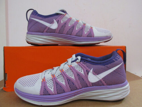 nike womens flyknit lunar2 running trainers 620658 001 sneakers shoes CLEARANCE