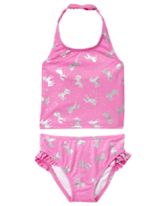 Nwt Gymboree Swim Shop Girl Pink Starfish Onepiece Swimsuit Bathing Suit 18-24 Swimwear Girls' Clothing (newborn-5t)