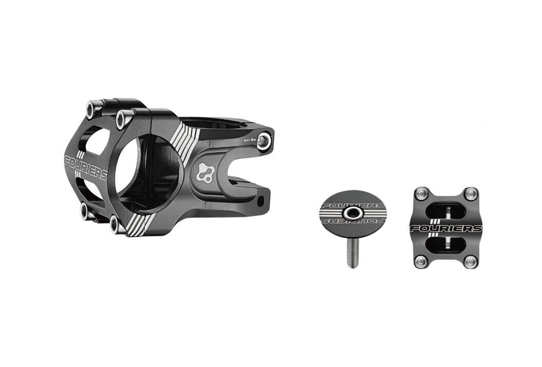 FOURIERS CNC Bike Stem MTB DH Bicycle 35mm 0 Ø 31.8 35mm Ø28.6mm SM-MB113-G0