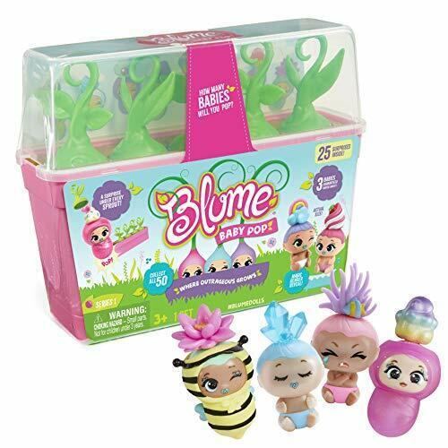 Multi Blume 18114 Baby Pop Toy