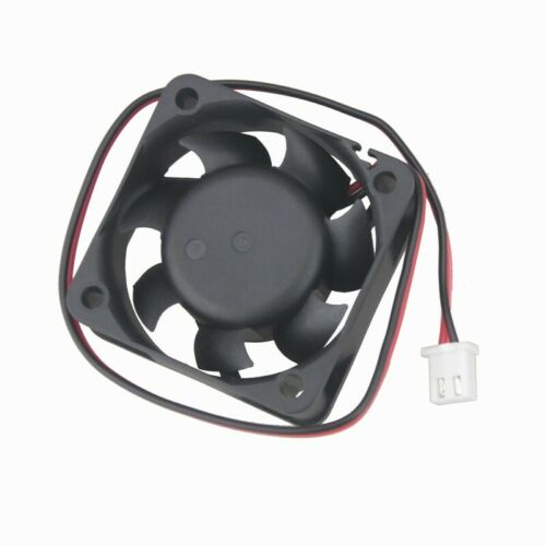 40x40x15mm 5V//12V//24V 6500RPM 2pin DC 4015 Mini Brushless PC Cooling Cooler Fan