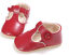 Infant Baby Boy Girl Soft Sole Crib Shoes Toddler Mary Jane Shoes Newborn to 18