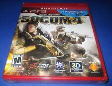 SOCOM 4: U.S. Navy SEALs (Sony PlayStation 3, 2011)