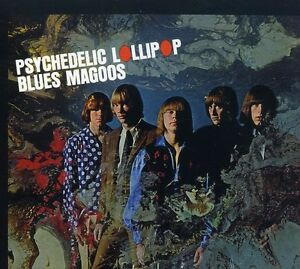 Blues-Magoos-Psychedelic-Lollipop-New-CD-Germany-Import