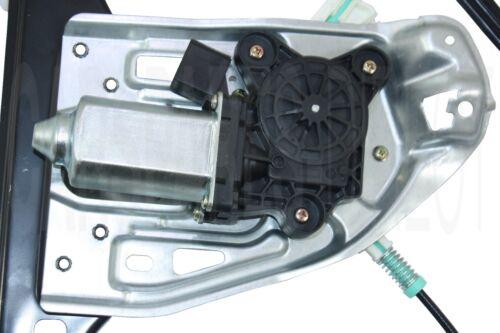 Mercedes Classe C W203 S203 03 /> 07 Avant Côté Droit Lève Vitre /& 6 broches à moteur