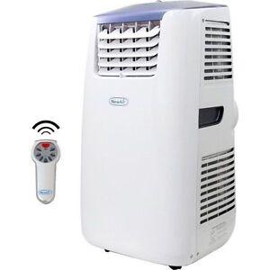 Portable 14000 btu air conditioner large 525 sqft ac w for 14 000 btu window air conditioner