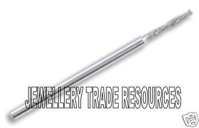JEWELLERS DIAMOND DRILL BIT 1.0mm DRILLING JEWELLERY