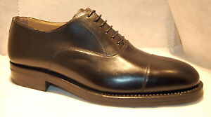 39½ Francesina Con Puntina - Calf Black - Dainite Rapid