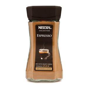 Nestle NESCAFE ESPRESSO Instant Coffee Rich with Crema Jar 100g 3.5oz | eBay