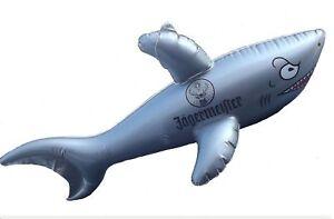 NHRA-JAGERMEISTER-RACING-INFLATABLE-SHARK-BAR-POOL-MAX-NAYLOR-AUTOGRAPHED