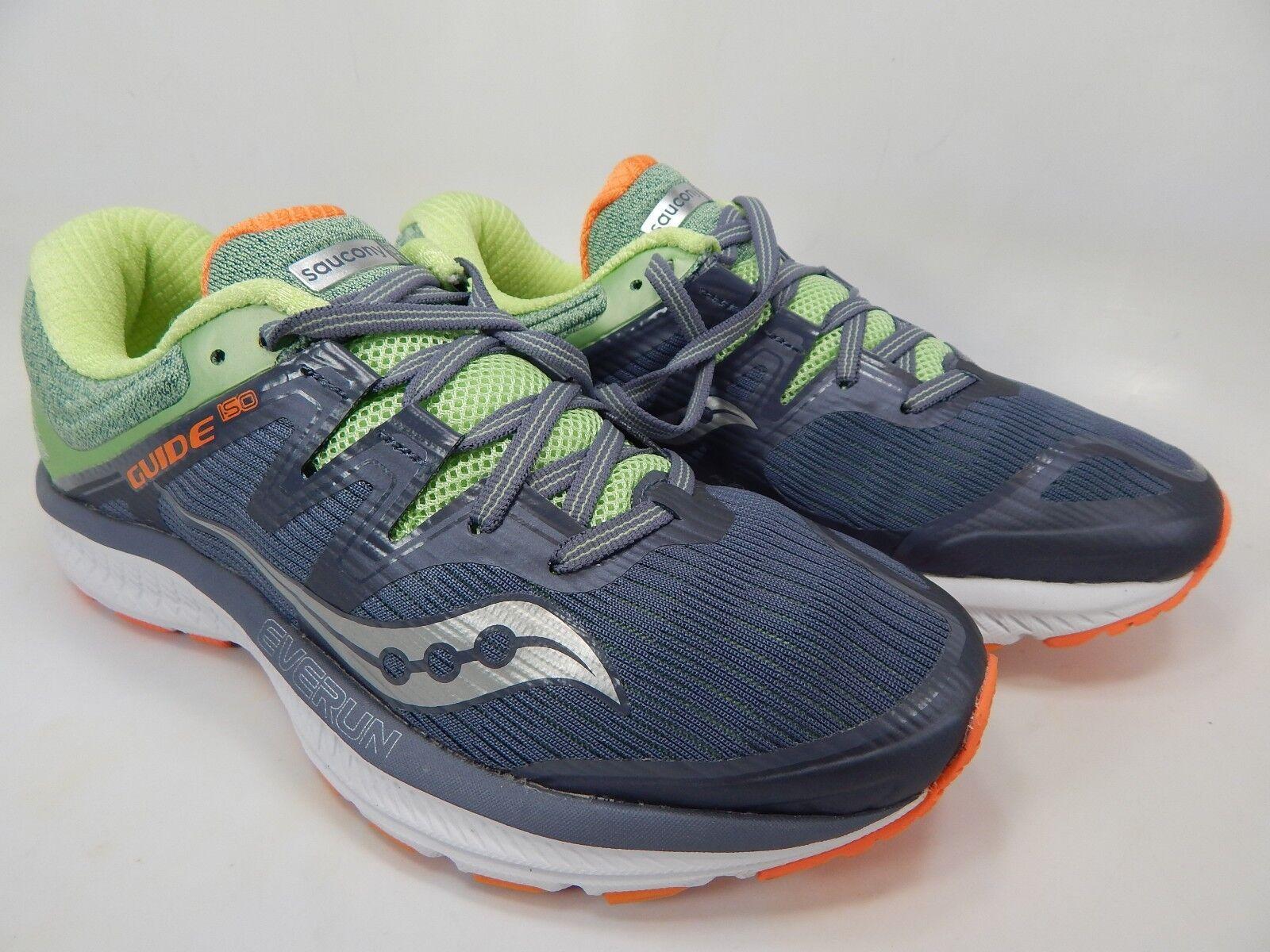 Saucony Guide ISO ISO ISO tamaño nos 8 M (B) EU 39 Para Mujer Zapatos Para Correr gris S10415-3  excelentes precios