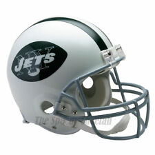 NEW YORK JETS 65-77 THROWBACK NFL AUTHENTIC FOOTBALL HELMET