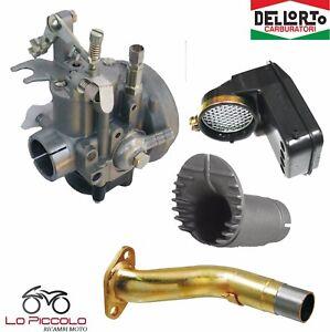 CARBURATORE-DELL-039-ORTO-SHBC-19-FILTRO-COLLETTORE-BOCCHETTONE-VESPA-50-125-PK-XL