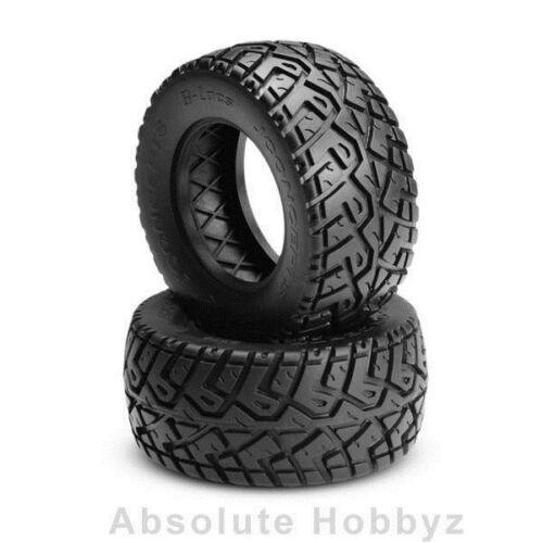 JConcepts G-Locs Short Course Tires - JCO3074-00 Yellow 2