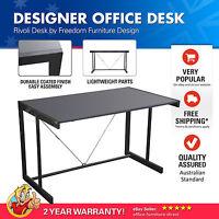 Office Desk, Computer Study Furniture Desks Rivoli Freedom Student, Home, Metal