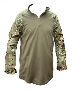 BRITISH-ARMY-MTP-UBAC-SUPERGRADE-GREEN-ARMOUR-SHIRT-PCS-AIRSOFT-PAINTBALLING