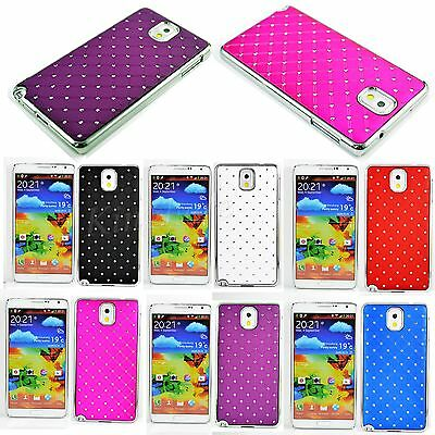 Crystal Bling Phone Accessories Case Cover For Samsung Galaxy Note III 3 N9000