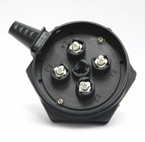 10pc Electrode holder PS-4S 4P 4pin 4 Pole for Floatless Relay ANLY Taiwan EMS