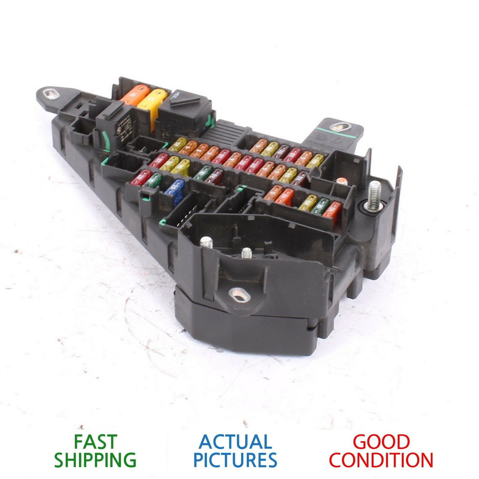 Oem Bmw E60 Fuse Box Relay Panel 6 906 603 Ebay E64 Location Norton Secured Powered By Verisign