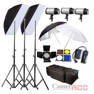 750W-Studio-Flash-Lighting-Kit-Photography-Strobe-light-3x250W-Portrait-UK-Plug