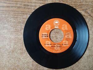 Promo-1973-Mint-Exc-Rena-Scott-La-Te-Da-This-Maedchen-in-Love-11064-45